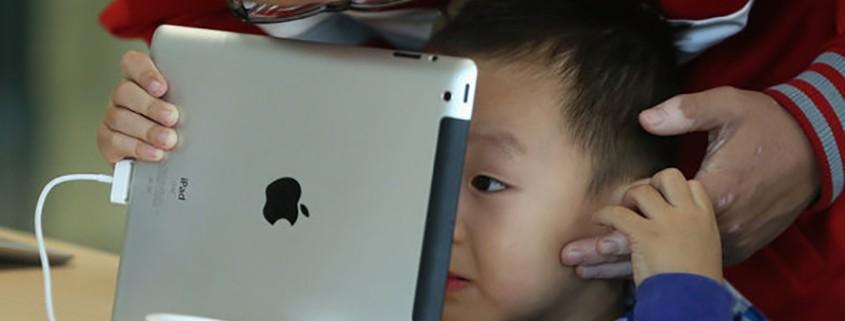 Çocuk, Tablet ve Gelişen Akıl
