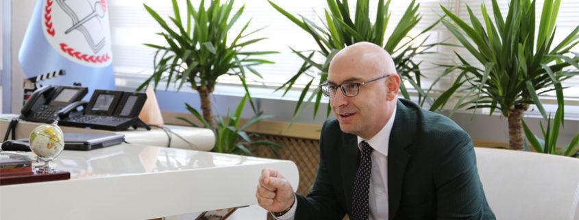 Temel Eğitim Genel Müdürü Dr. Cem Gençoğlu ile 2016-2017 Eğitim Öğretim Yılı Üzerine