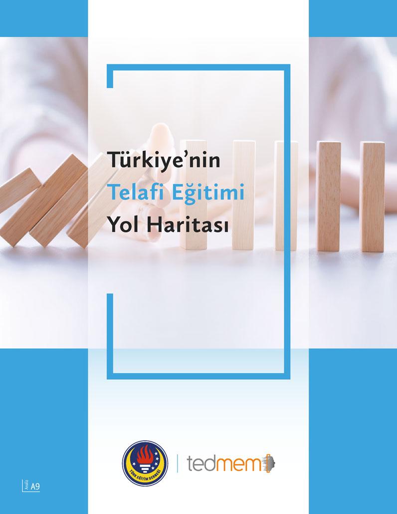 Türkiye'nin Telafi Eğitimi Yol Haritası